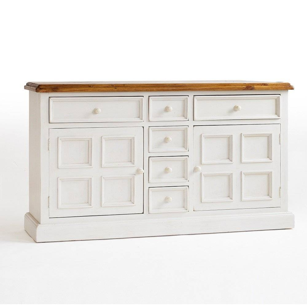 Popular Photo of White Pine Sideboards
