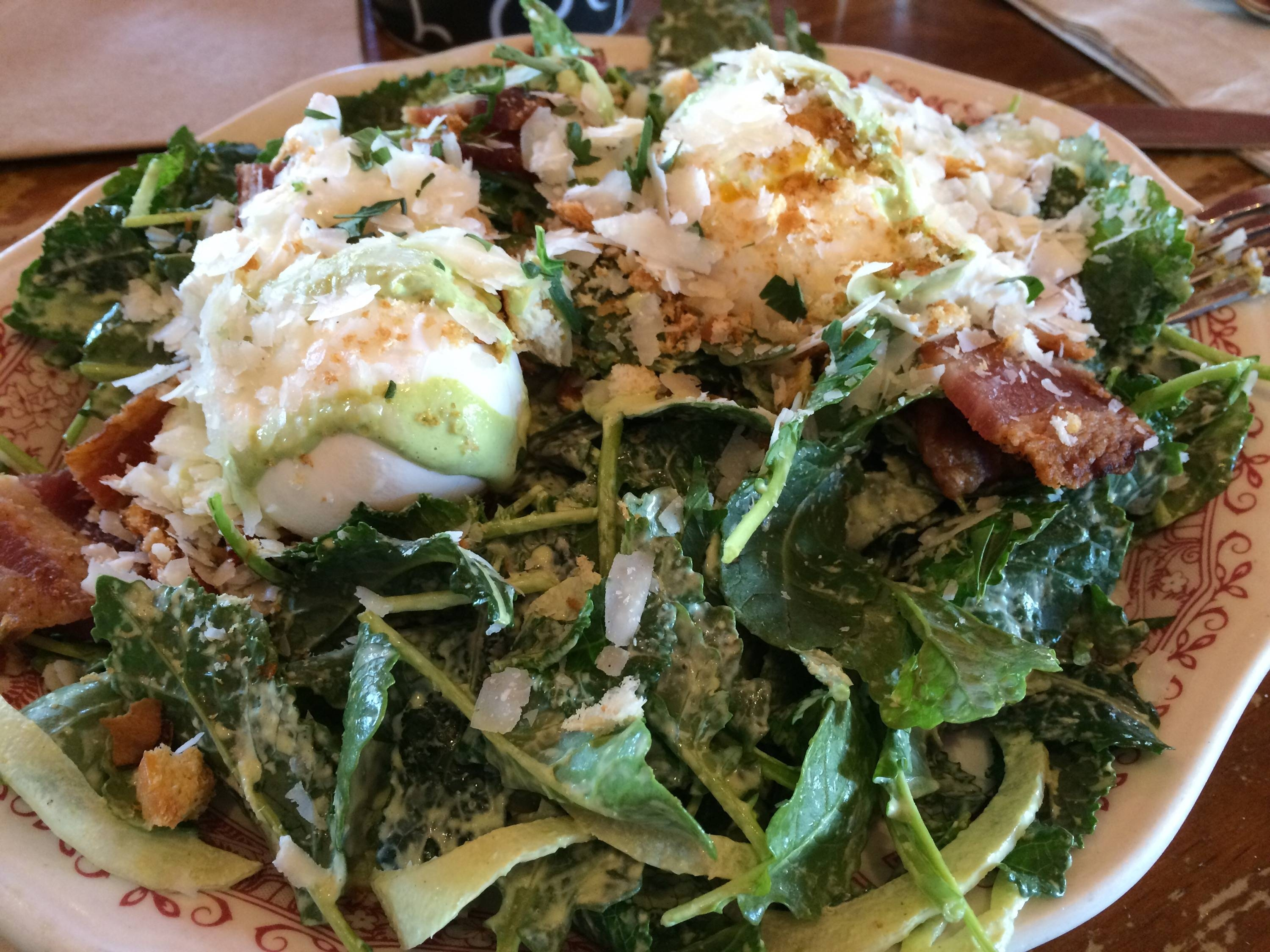 Breakfast Salad (Sideboard  Danville, Ca) « Amelia Andaleon's Blog Intended For Recent Danville Sideboards (#2 of 15)