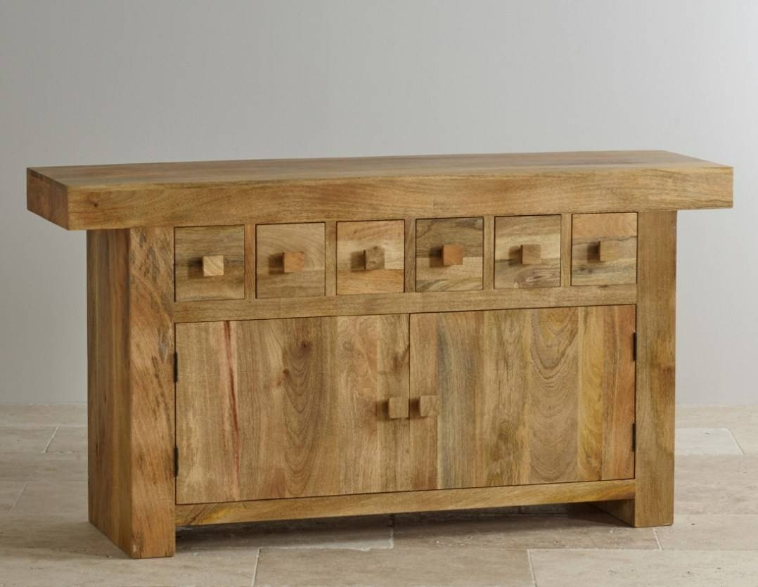 Breathtaking Distressed Dresser Tags : Sideboards And Dressers Regarding Latest Oak Furniture Land Sideboards (#2 of 15)