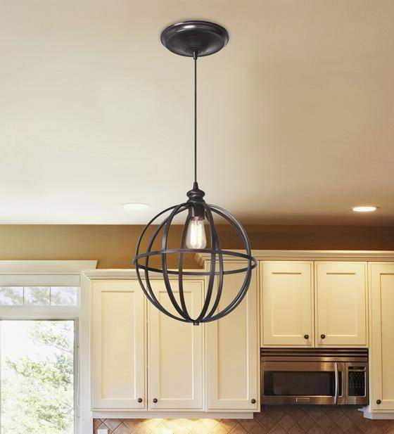 Bronze Pendant Light Design Within Globe Prepare 8 – Bitspin (#4 of 15)