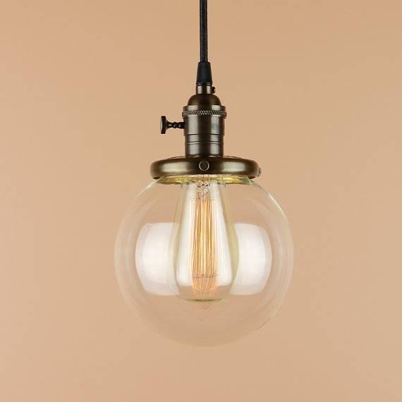 Bronze Pendant Light Design Within Globe Prepare 8 – Bitspin (#6 of 15)