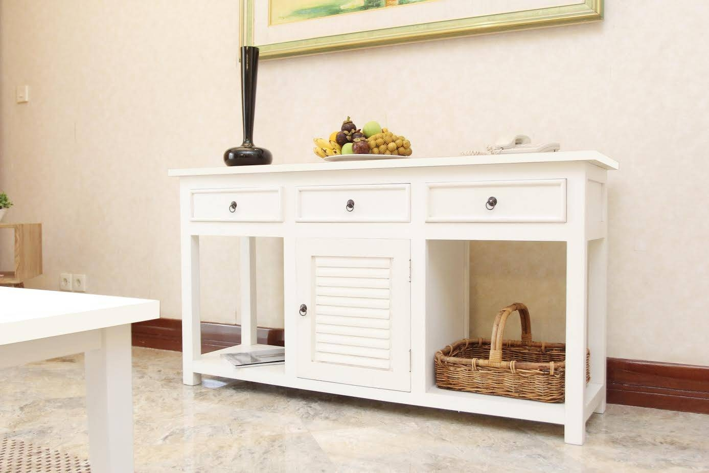 Buffets, Hutches, Sideboards Throughout Most Recent Whitewash Buffets Sideboards (#2 of 15)