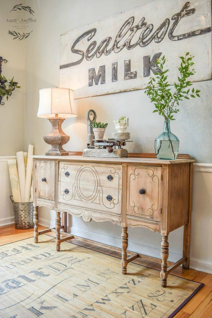 Cabinet : Beautiful Whitewash Buffets Sideboards Beautiful In Latest Whitewash Buffets Sideboards (#3 of 15)