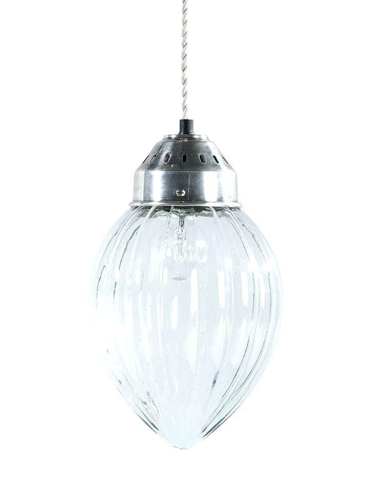 Cadel Etched Glass Pendant Light Lamp Small Clear Lighting – Runsafe Inside Most Popular Etched Glass Pendant Lights (#8 of 15)