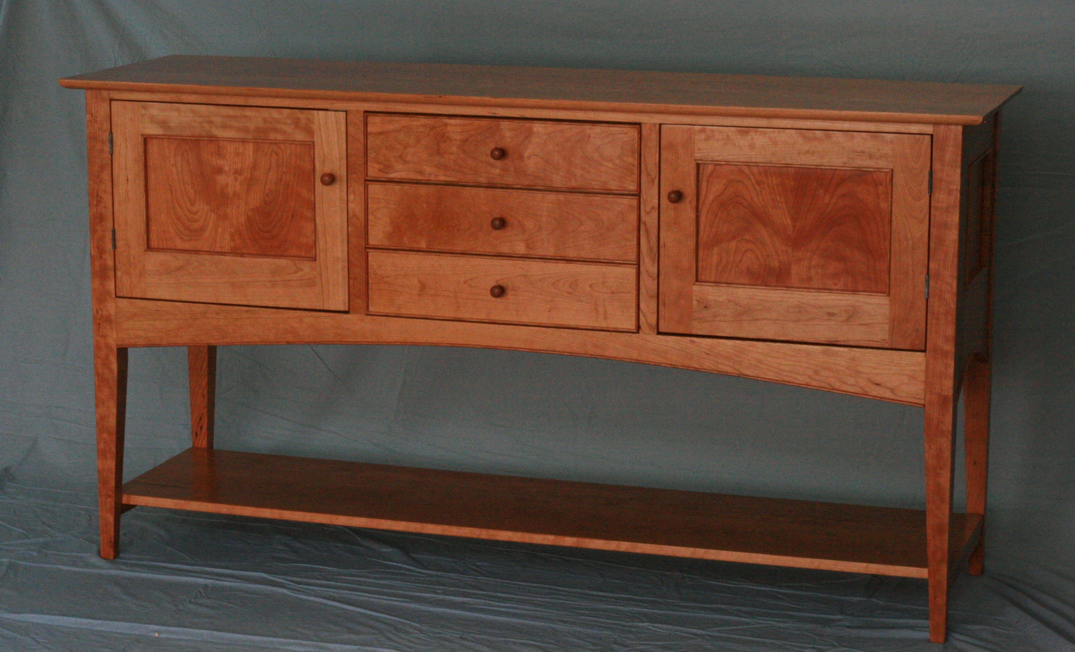 Cherry Sideboards And Buffets | Chair (#3 of 15)