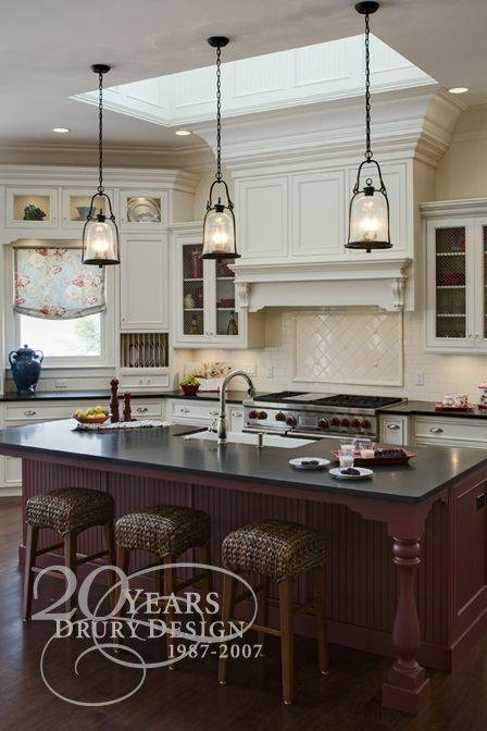 Collection In Pendant Lighting For Kitchen Island 25 Best Ideas With Regard To Most Up To Date Pendant Lights For Island (#4 of 15)