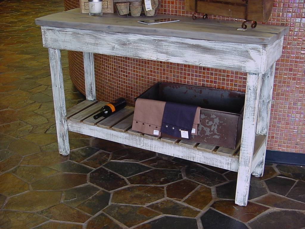 Console Tables : Outdoor Console Table Buffet Cnxconsortium With 2017 Outdoor Sideboard Cabinets (#1 of 15)