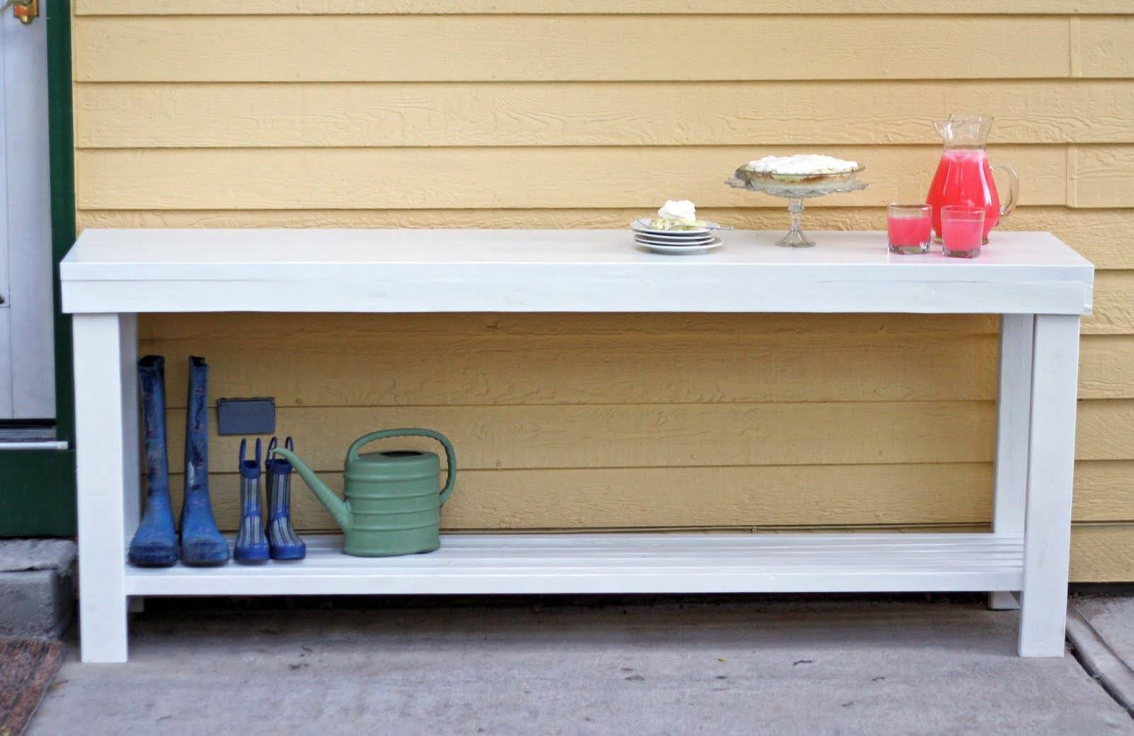 Viewing Photos of Outdoor Sideboard Cabinets Showing 10 of 15 Photos