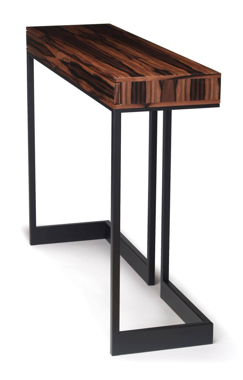 Contemporary Sideboard Table / Walnut / Beech / Ash – Wishbone With Regard To Latest Sideboard Tables (View 10 of 15)