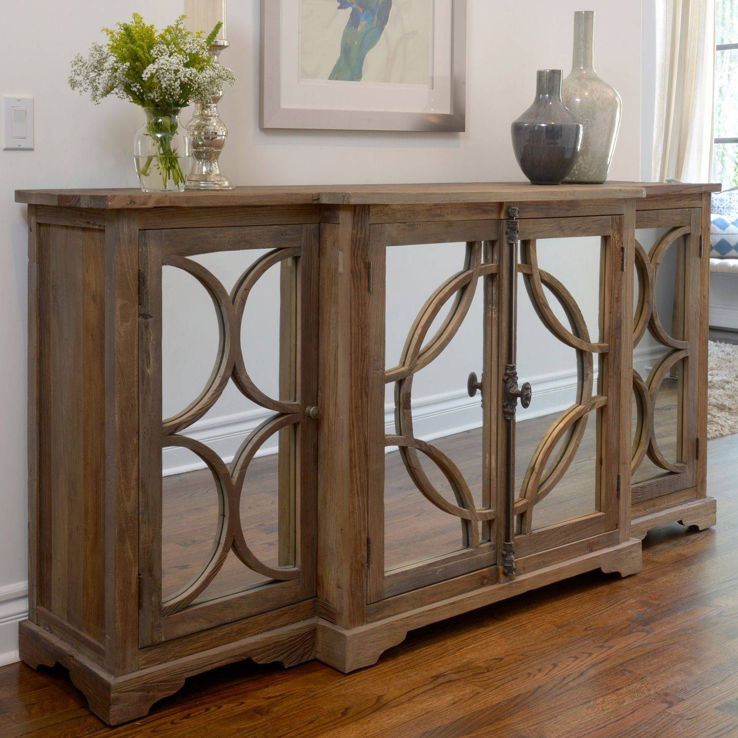 Contemporary Sideboards And Buffets Best Of And Add This Wood Regarding Most Popular Overstock Sideboards (#5 of 15)