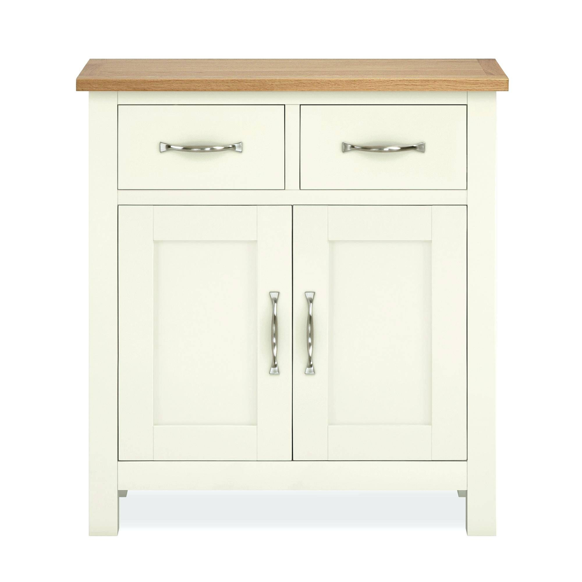 Cream Sideboard Sideboard With Drawers In Cream For Living Room With Regard To Newest Sideboards With Drawers (#7 of 15)