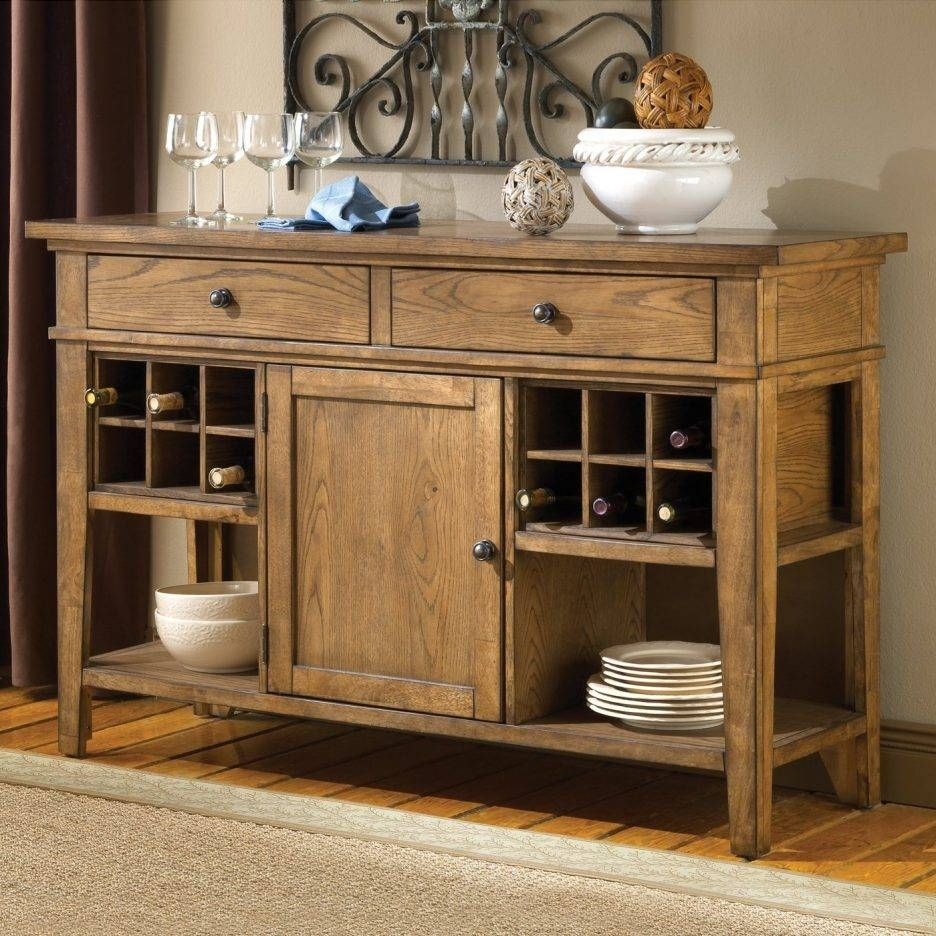 Credenza Sideboard Buffet Sideboard Credenza White Sideboard Table Pertaining To Most Popular Shallow Buffet Sideboards (#5 of 15)