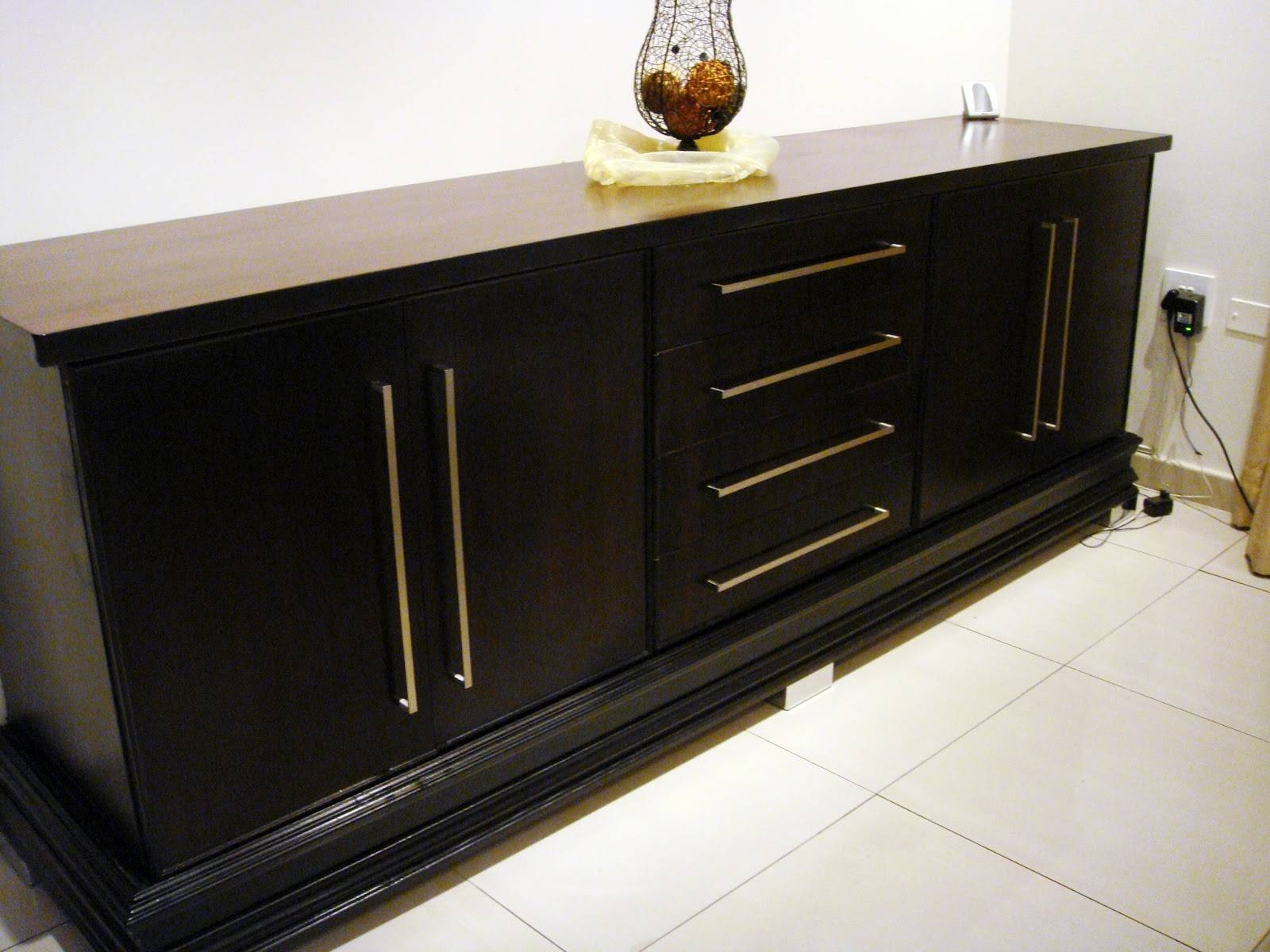 Dining Room Bar Sideboard | Latest Home Decor And Design Throughout 2017 Black Dining Room Sideboards (View 13 of 15)