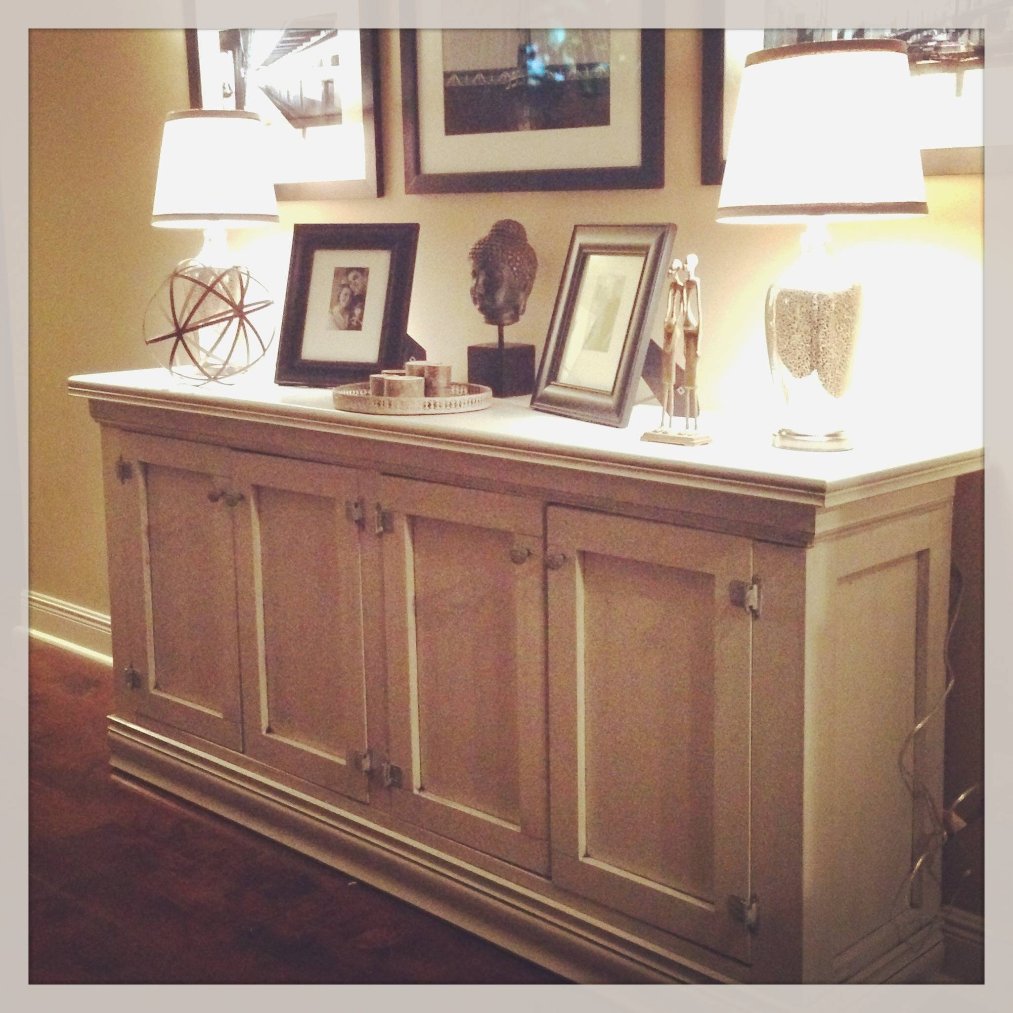 Dining Room Buffets Sideboards Popular Image Of Credenza Pertaining To Best And Newest Dining Room With Sideboards (#5 of 15)
