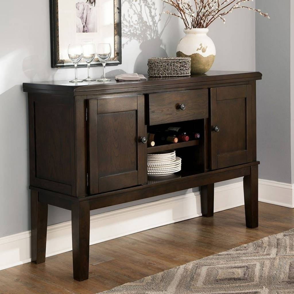 Dining Room Server Furniture Haddigan Dining Room Server Buffets Pertaining To Best And Newest Server Sideboard Furniture (#8 of 15)