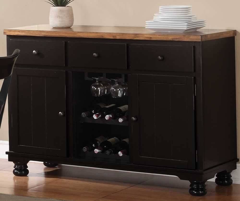 Dining Room Sideboard – Helpformycredit Pertaining To Most Recently Released Black Dining Room Sideboards (View 10 of 15)