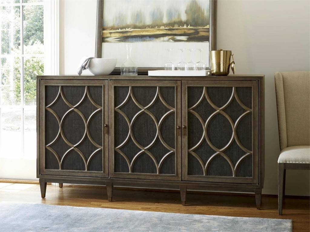 Dining Rooms : Glamorous Dining Room Sideboard For Dining Room Intended For Recent Sideboards Decors (#10 of 15)