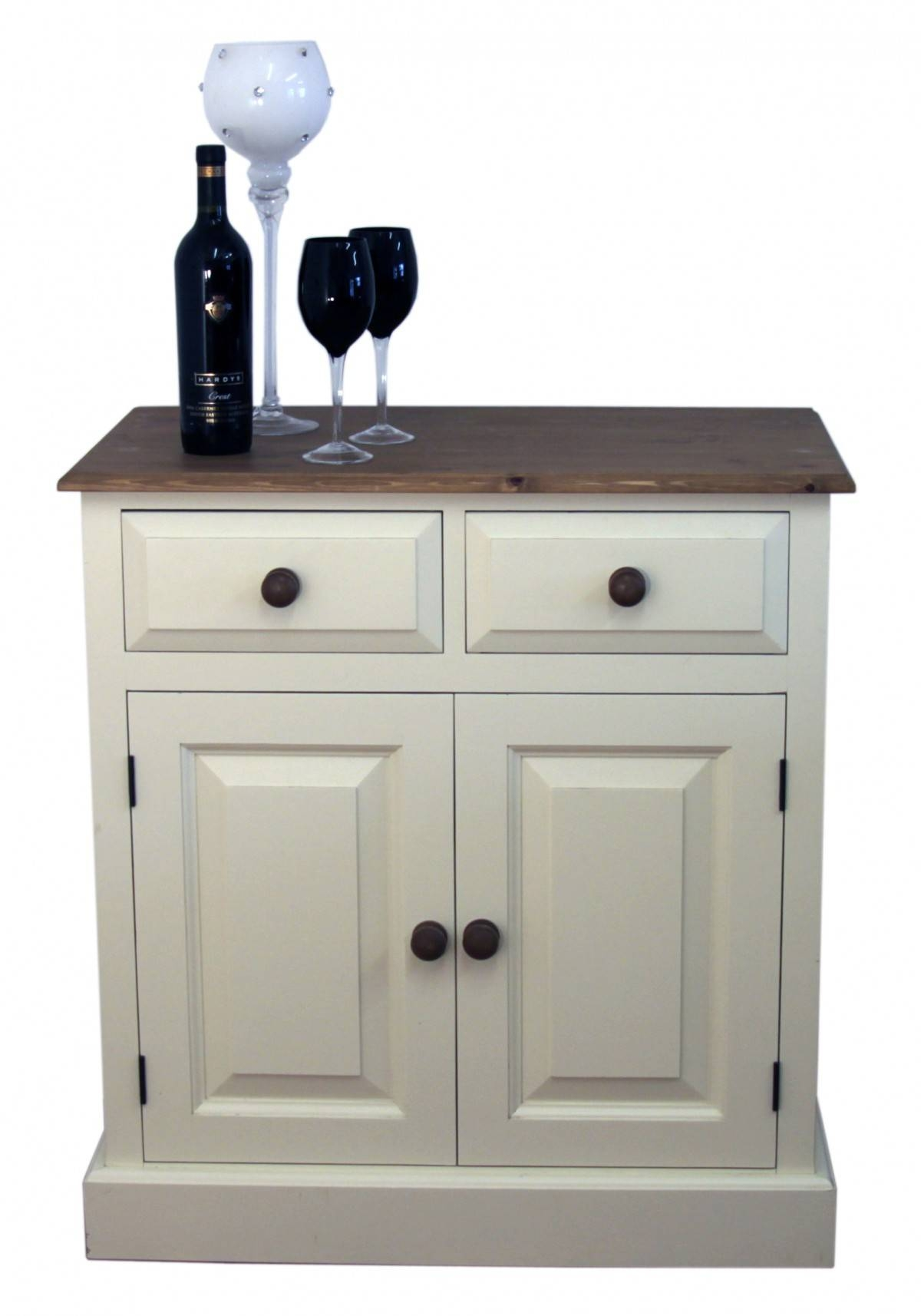 """Doors And Drawers Shallow Depth Sideboard – Available In 2'6"""", 3 With Regard To Recent Shallow Sideboards (View 5 of 15)"""