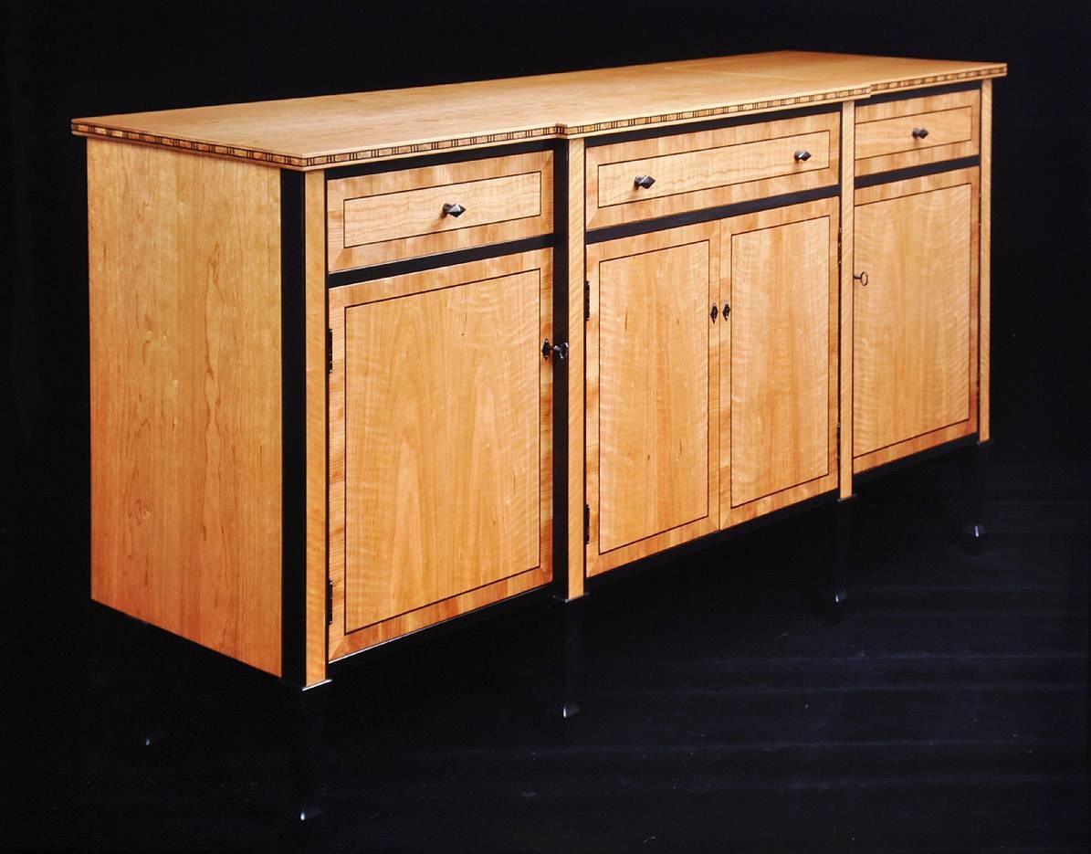 Dorset Custom Furniture – A Woodworkers Photo Journal: Custom Inside Most Up To Date Maple Sideboards (View 7 of 15)