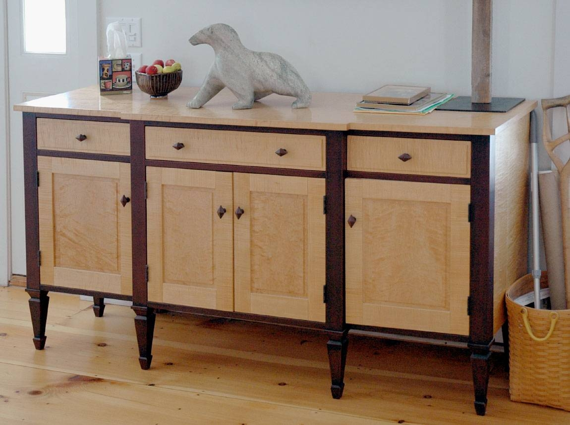 Dorset Custom Furniture – A Woodworkers Photo Journal: July 2011 For Current Maple Sideboards (View 14 of 15)
