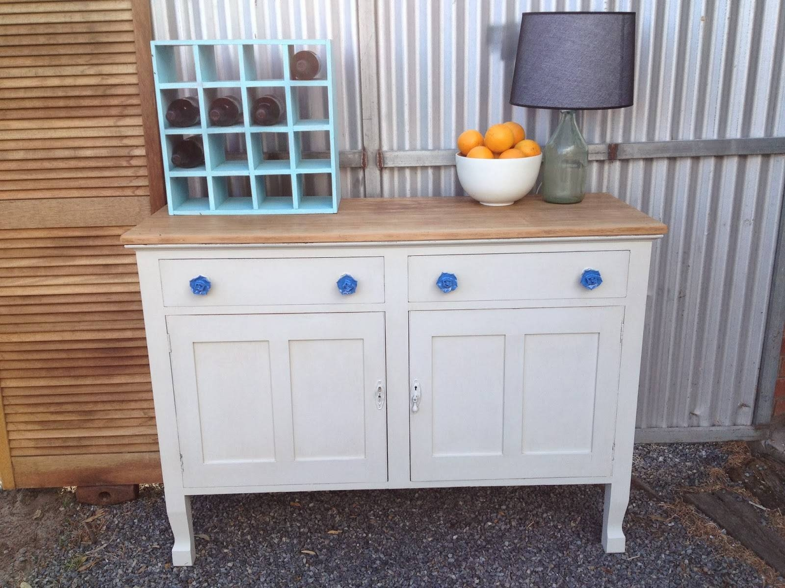 Drip Designs Furniture: Antique White Oak Buffet/sideboard Throughout Most Recent Antique White Sideboards (#3 of 15)