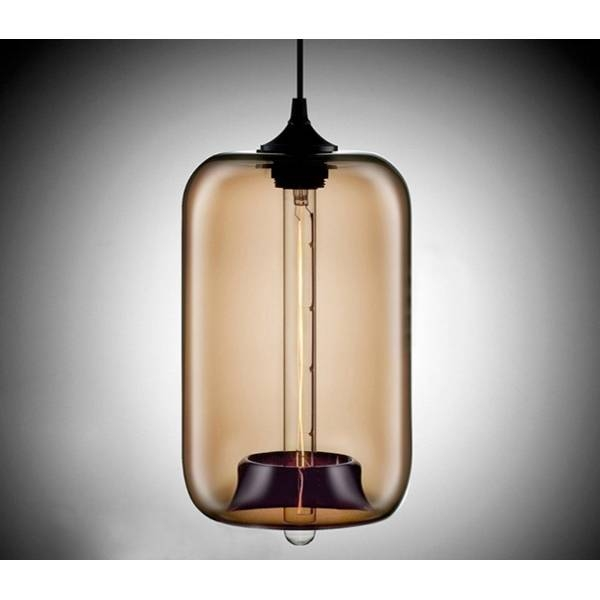 Edison Light Bulbs & Glass Pendant Lights – Cult Furniture With Recent Glass Pendant Lights With Edison Bulbs (#3 of 15)
