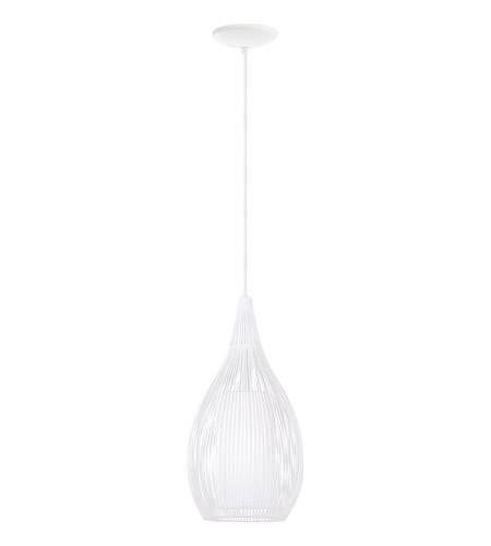 Popular Photo of White Mini Pendant Lights