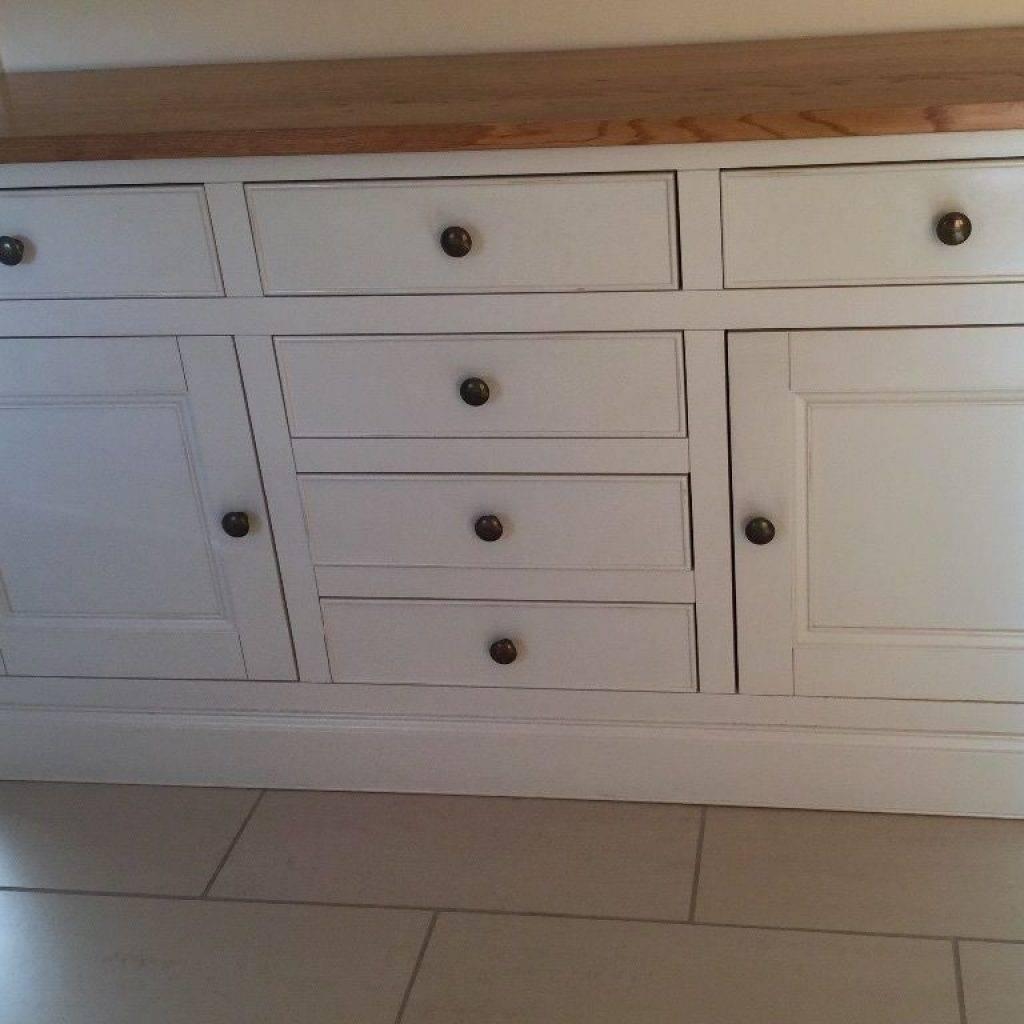 Elegant Cream And Oak Sideboard – Buildsimplehome In Recent Cream Oak Sideboards (View 14 of 15)
