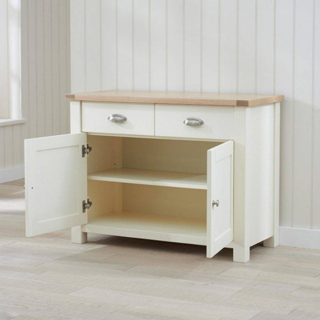 Elegant Cream And Oak Sideboard – Buildsimplehome Regarding Most Up To Date Cream Oak Sideboards (View 15 of 15)