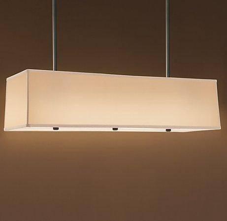 Elegant Rectangular Pendant Light Multi Light Pendant Multi Regarding Most Up To Date Rectangular Pendant Lights (#8 of 15)