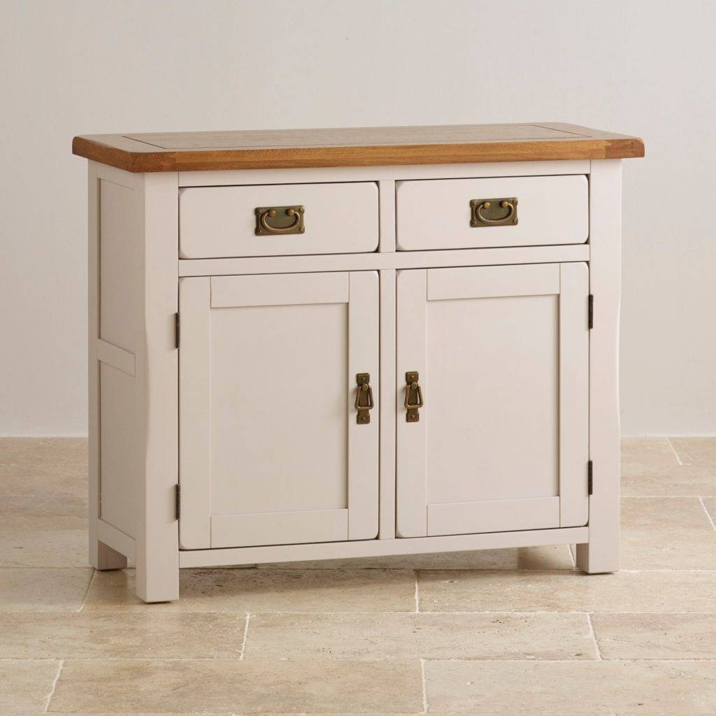 Popular Photo of Small Cream Sideboards