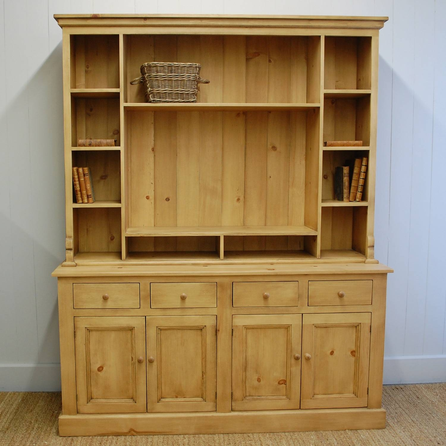 English Farmhouse Furniture Sideboards & Hutches – Layla Grayce Pertaining To Newest Sideboards And Hutches (View 5 of 15)