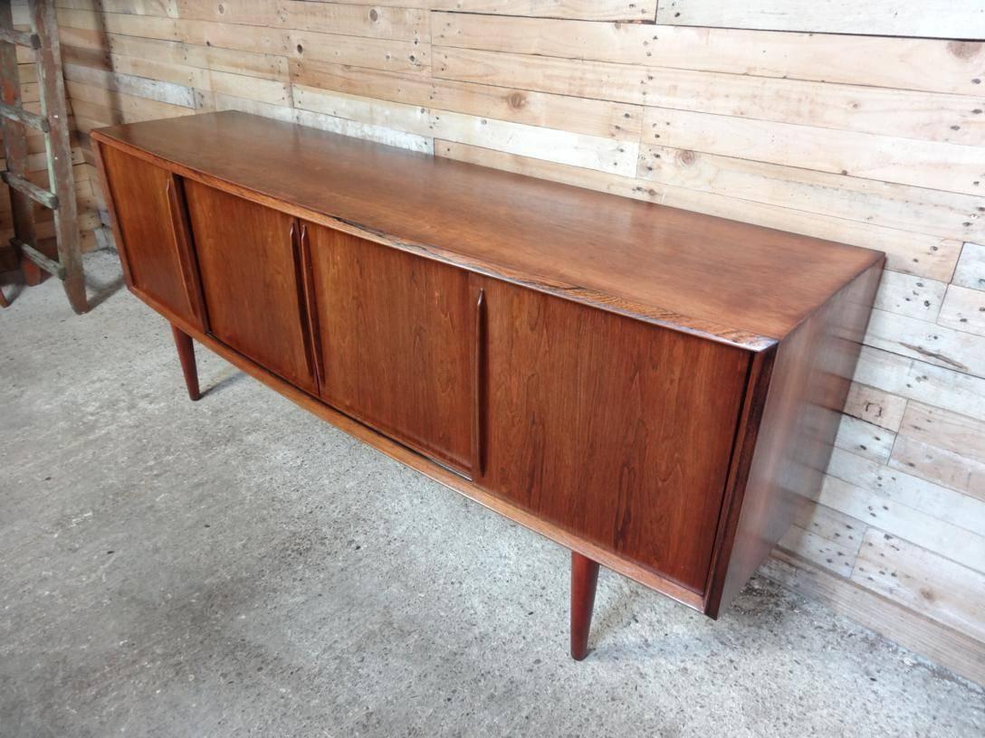 Eu Vintage Specialise In Retro Vintage 1960S Furniture, Teak Retro Intended For Latest Danish Retro Sideboards (#9 of 15)