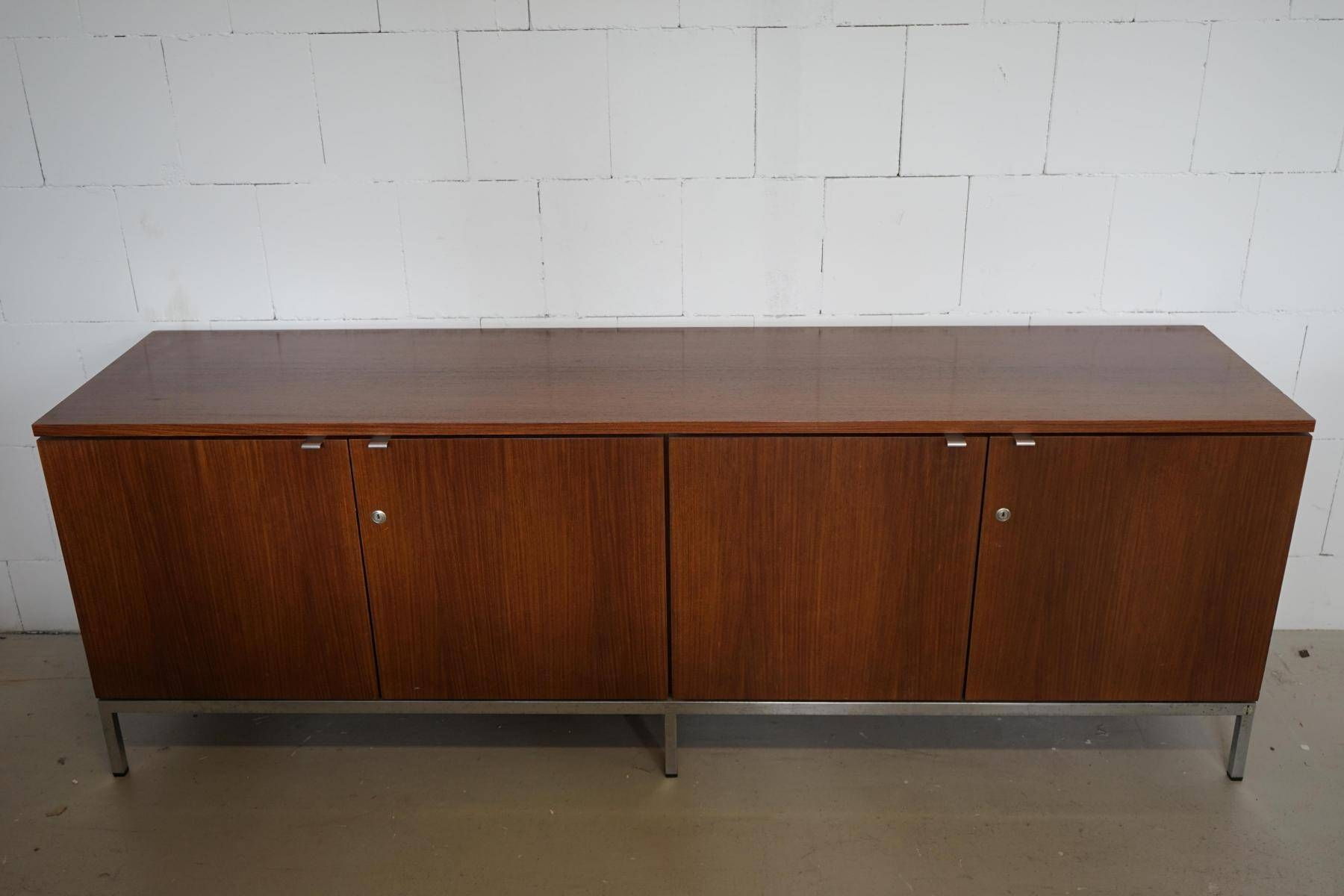 Executive Office Sideboardflorence Knoll For Knoll Throughout Most Up To Date Knoll Sideboards (#1 of 15)