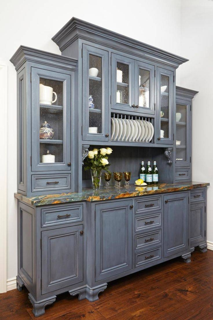 Farmhouse Kitchen Hutch Farmhouse Sideboards Farmhouse Hutch And For Best And Newest Country Sideboards And Hutches (View 1 of 15)