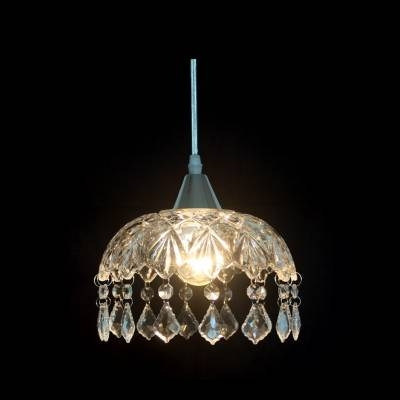 Fashion Style Chandeliers, Mini Pendants Crystal Lights With Regard To Most Current Crystal Teardrop Pendant Lights (#9 of 15)