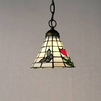 Fashion Style Stained Glass, Butterfly Tiffany Lights Intended For 2017 Tiffany Style Pendant Light Fixtures (#8 of 15)