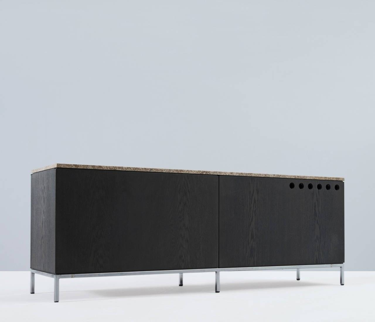 Florence Knoll Sideboard With Marble Top For Knoll International In 2018 Knoll Sideboards (#5 of 15)