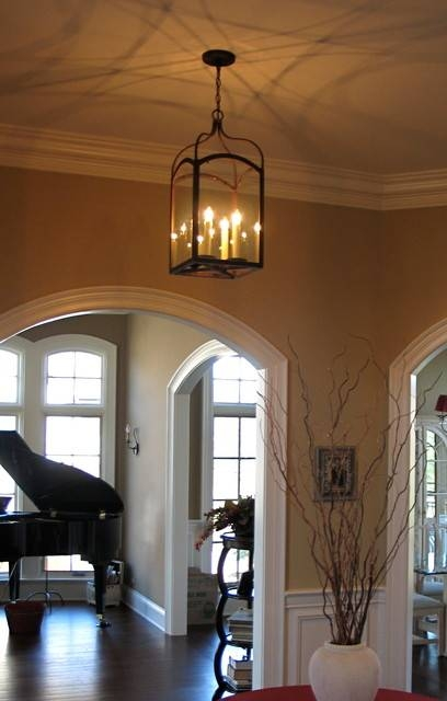 Foyer Lighting Entryway Farmhouse