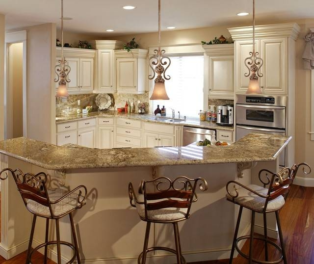 Popular Photo of Country Pendant Lighting For Kitchen