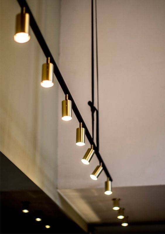 Fresh Track Lighting With Hanging Pendants 26 With Additional In Most Recent Pendant Lighting For Track Systems (#5 of 15)