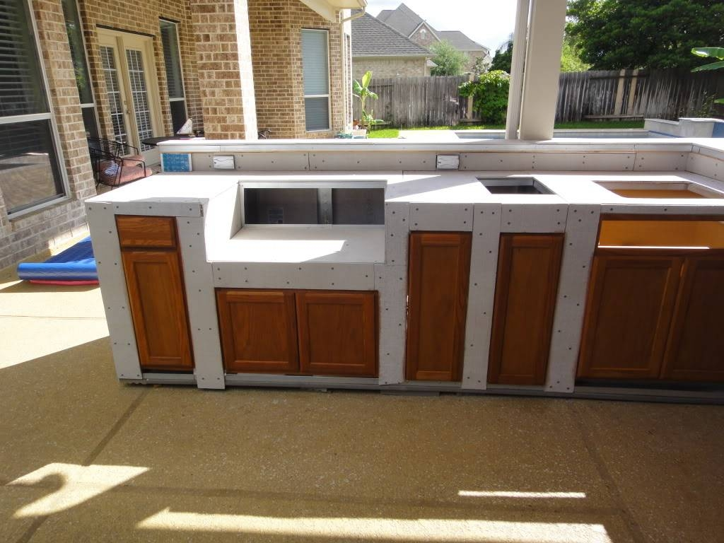 Functionality And Aesthetics Outdoor Sideboard Kitchen | Wood Within Current Outdoor Sideboard Cabinets (#4 of 15)