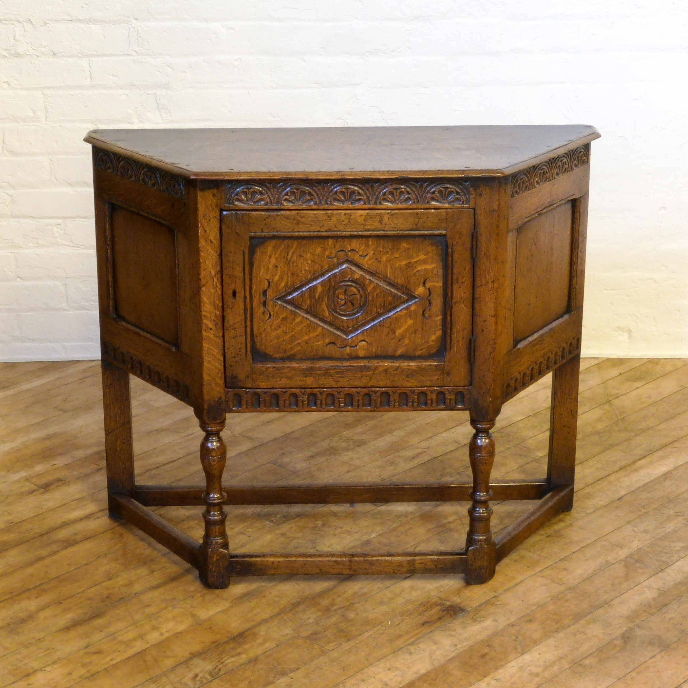Furniture: Luxury Design Of Antique Credenza For Classy Home Inside Recent Second Hand Dressers And Sideboards (#6 of 15)
