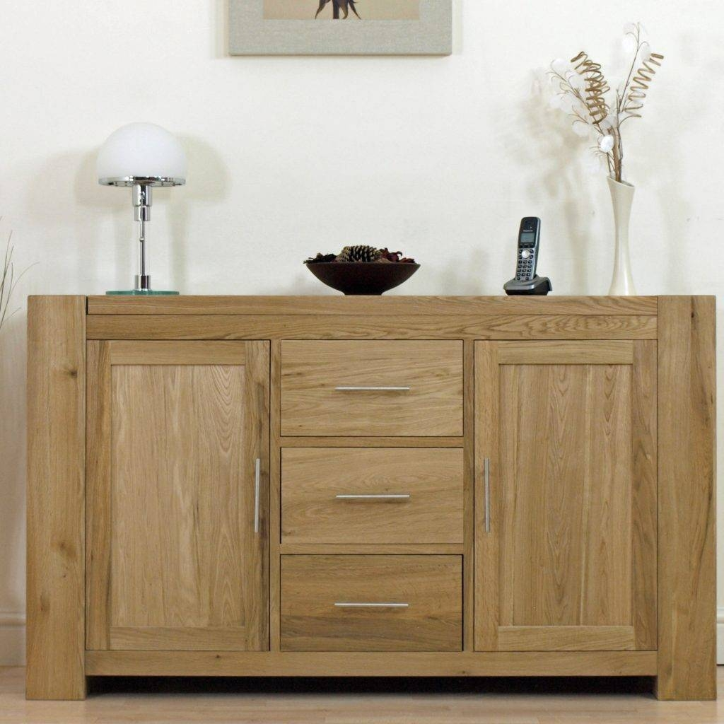 Inspiration about Gallery Solid Oak Sideboard Sale – Buildsimplehome Regarding 2017 Solid Oak Sideboards For Sale (#9 of 15)