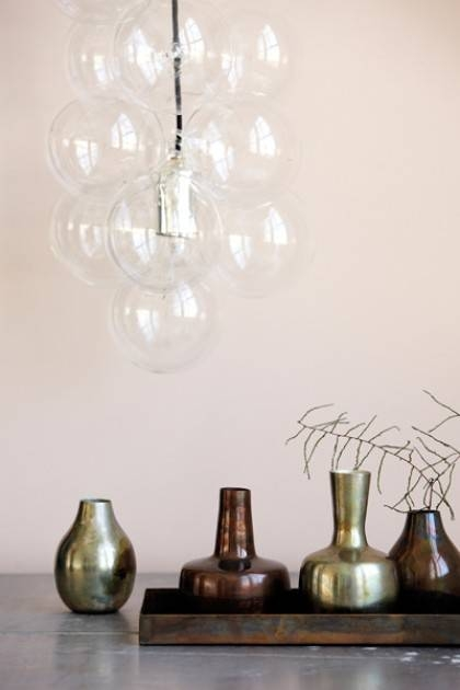 Inspiration about Glass Bubble Pendant Ceiling Light Inside Most Popular Glass Bubble Pendant Lights (#13 of 15)