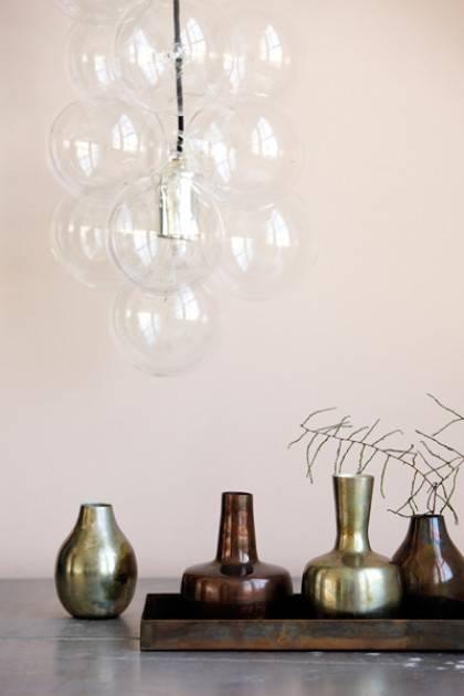 Glass Bubble Pendant Ceiling Light Inside Most Popular Glass Bubble Pendant Lights (#6 of 15)
