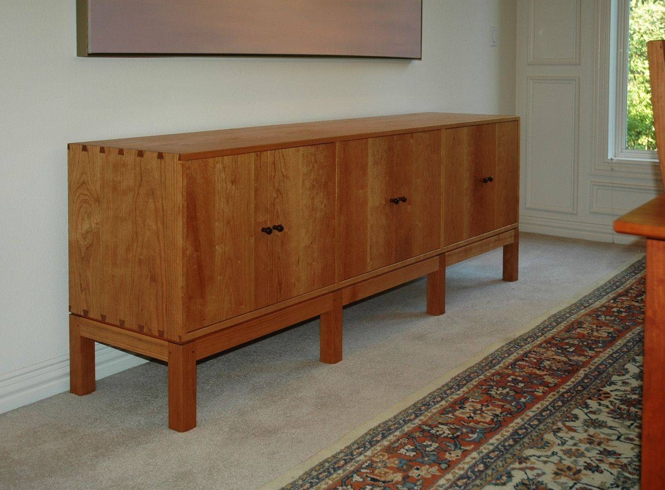 Popular Photo of Cherry Sideboards