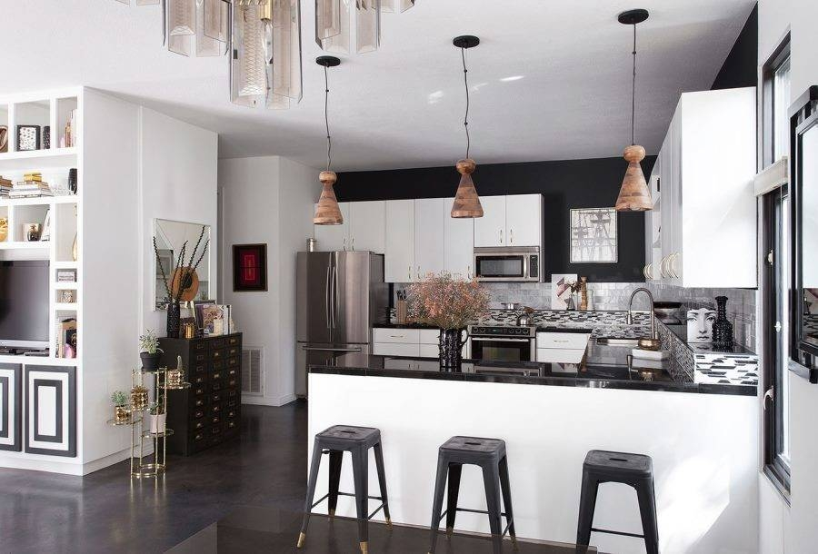 Hanging Lights For Kitchen Bar Contemporary Kitchen Pendant Lights With Regard To Recent Pendant Lights For Kitchen (#6 of 15)