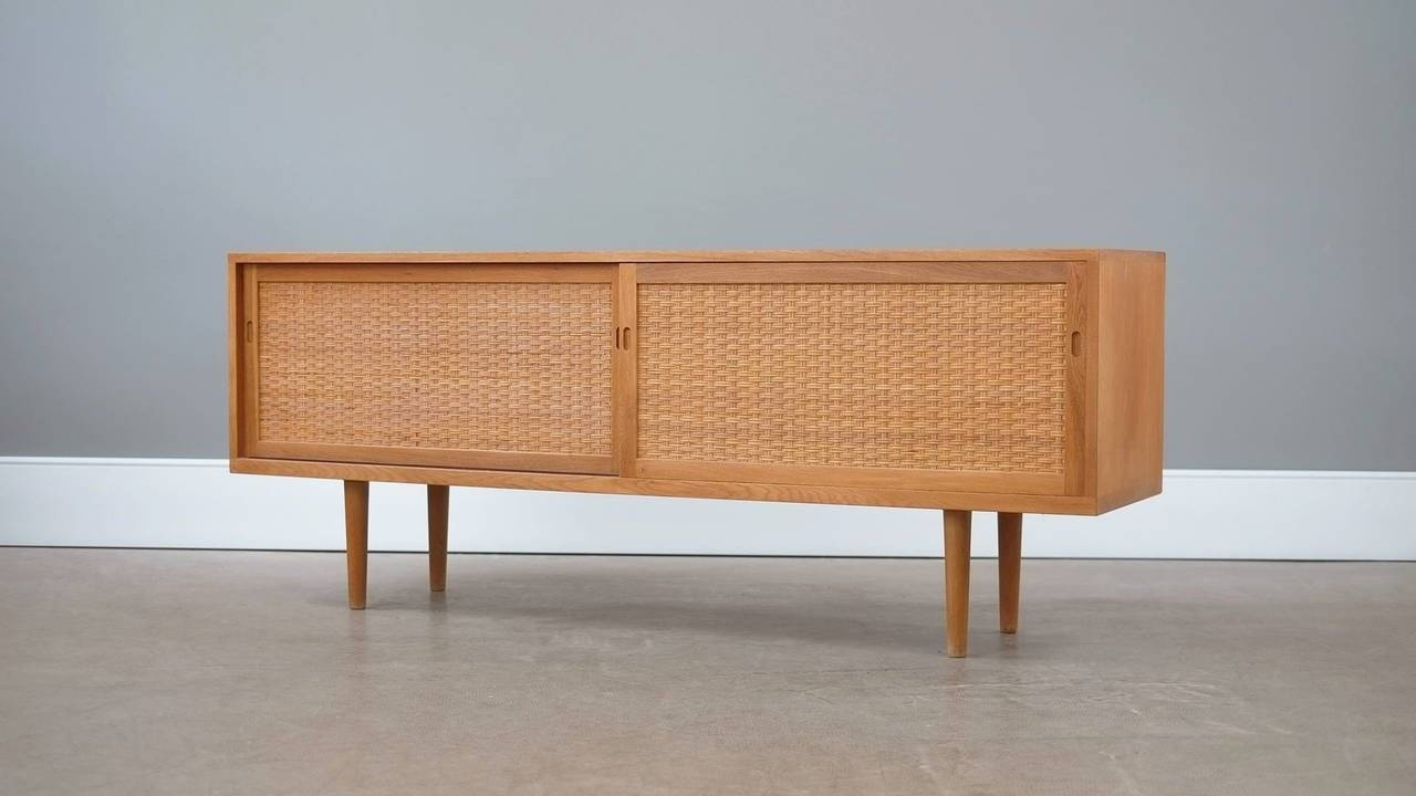 Hans Wegner Ry26 Sideboard At 1Stdibs Throughout Current Wegner Sideboards (#9 of 15)