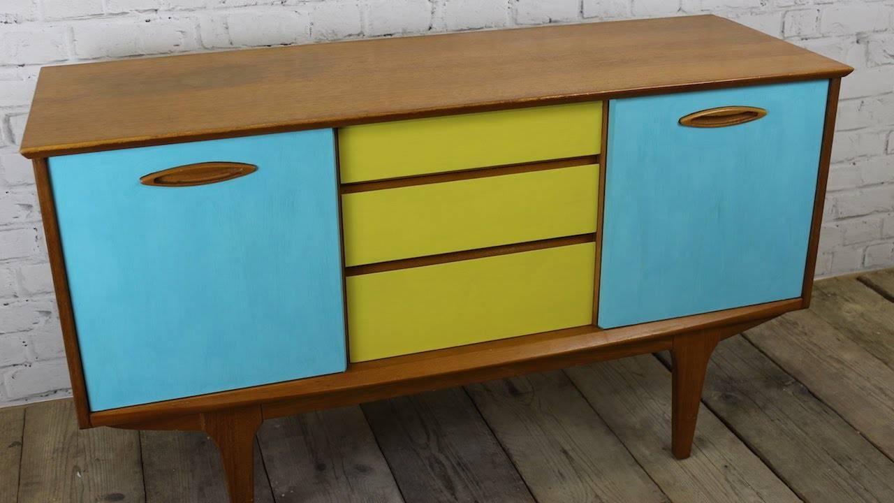 15 Collection of Chalk Painted Sideboards